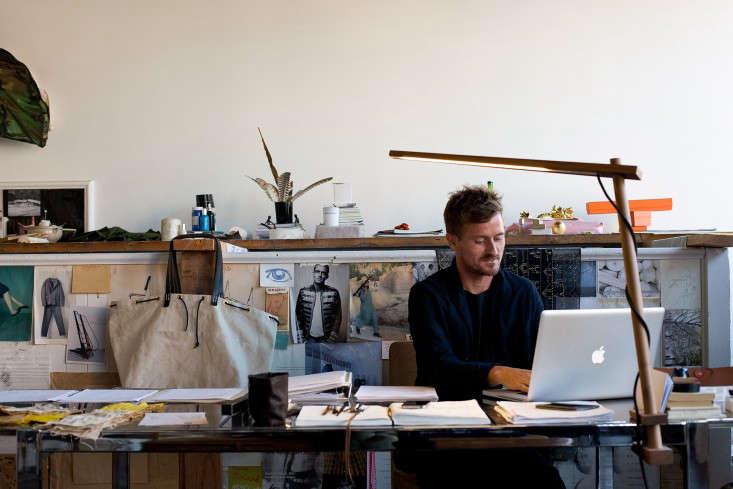 St Co Matt Dick at desk