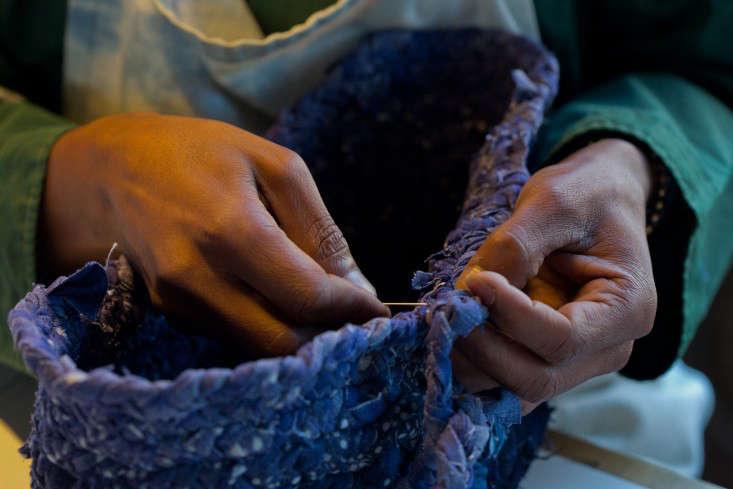 St Co llane dominguez weaving