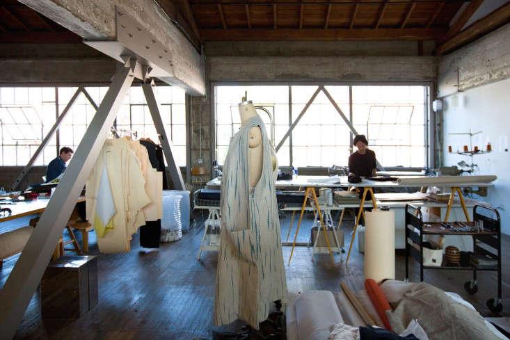 St Co workshop floor