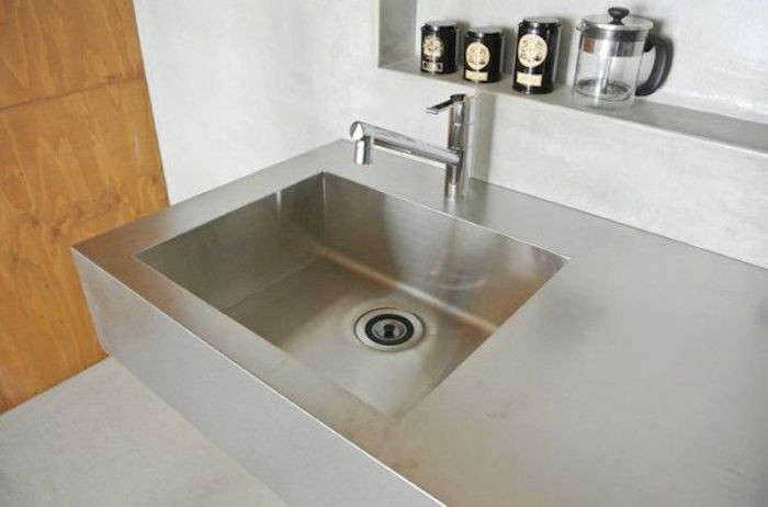 la Carte Kitchen Components Tiny Apartment Edition Stainless Steel Sink R Toolbox