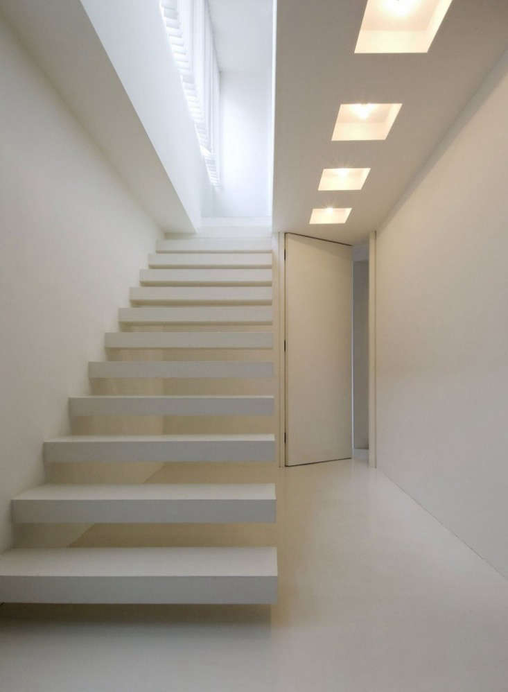 Stairs Full Height Door Andy Martin Architects Remodelista