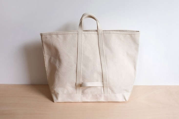 Object Lessons The Classic Canvas Tote portrait 4