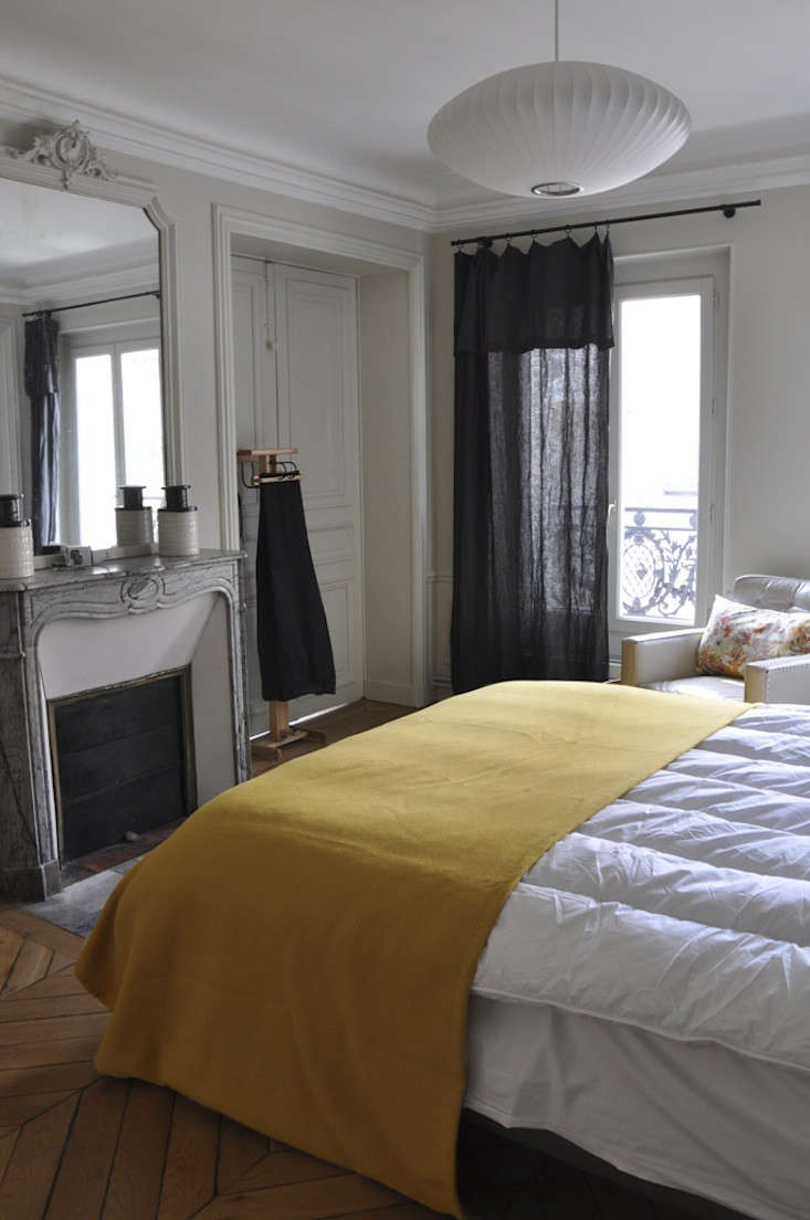 Stephanie Ross Bedroom 04 Paris