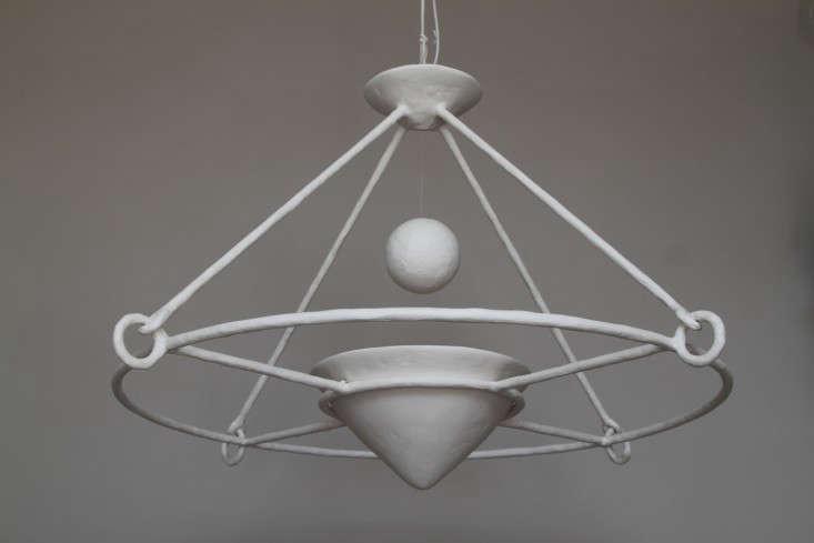 The Master of Plaster Stephen Antonsons Sculptural Lighting portrait 3