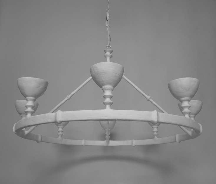 The Master of Plaster Stephen Antonsons Sculptural Lighting portrait 5