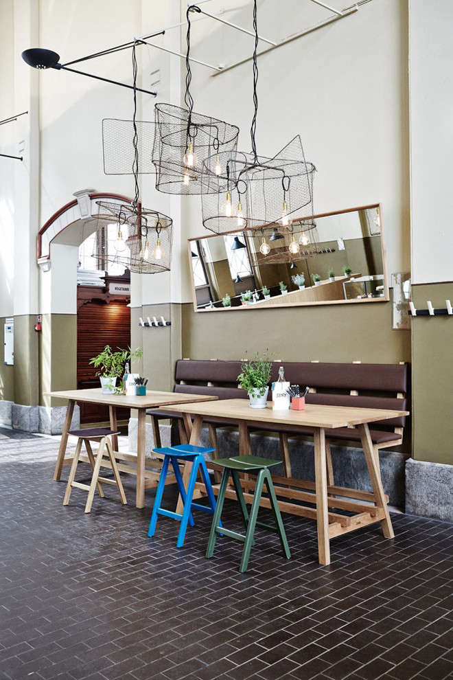 Story Restaurant The New Chapter for Helsinkis Old Market Hall portrait 7