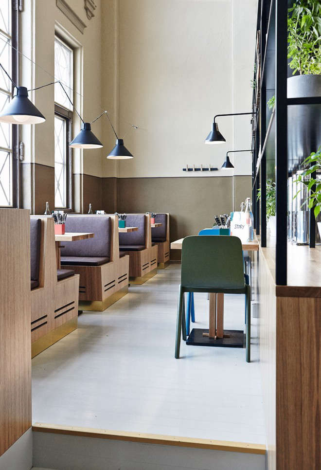 Story Restaurant The New Chapter for Helsinkis Old Market Hall portrait 5