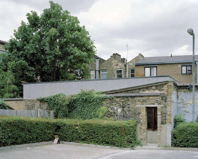 Architect Visit The Strange House in London portrait 3