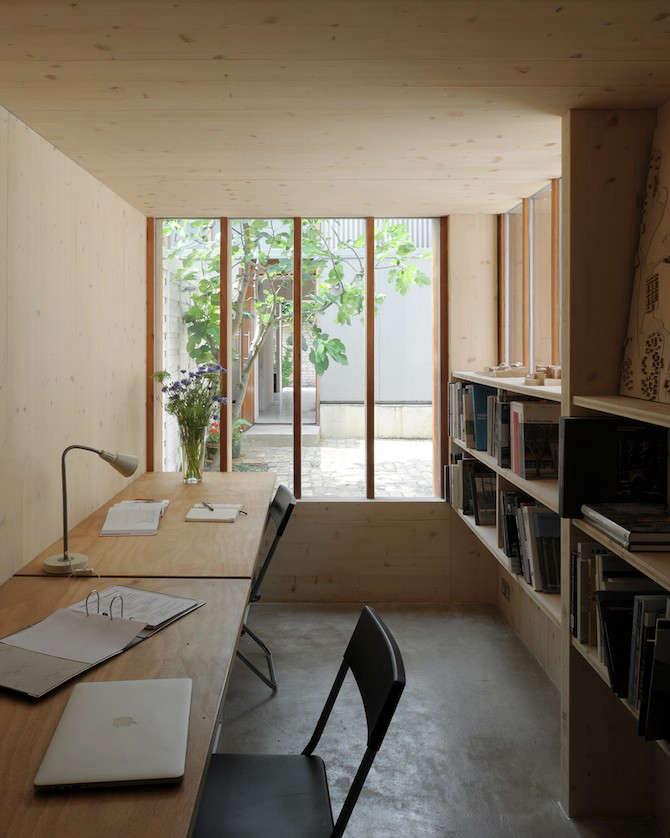 Architect Visit The Strange House in London portrait 11