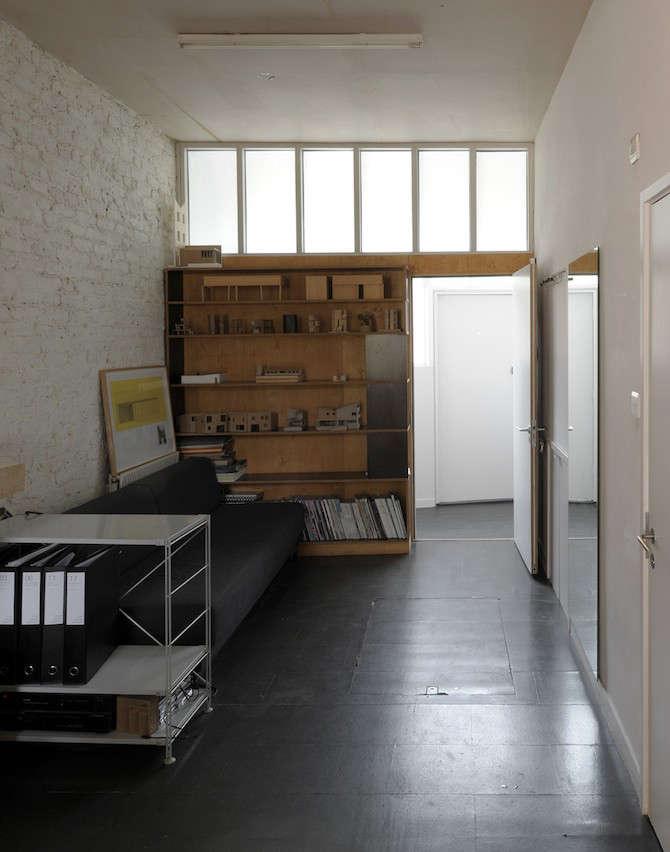 Architect Visit The Strange House in London portrait 12
