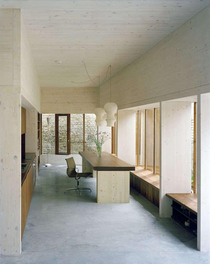 Architect Visit The Strange House in London portrait 5