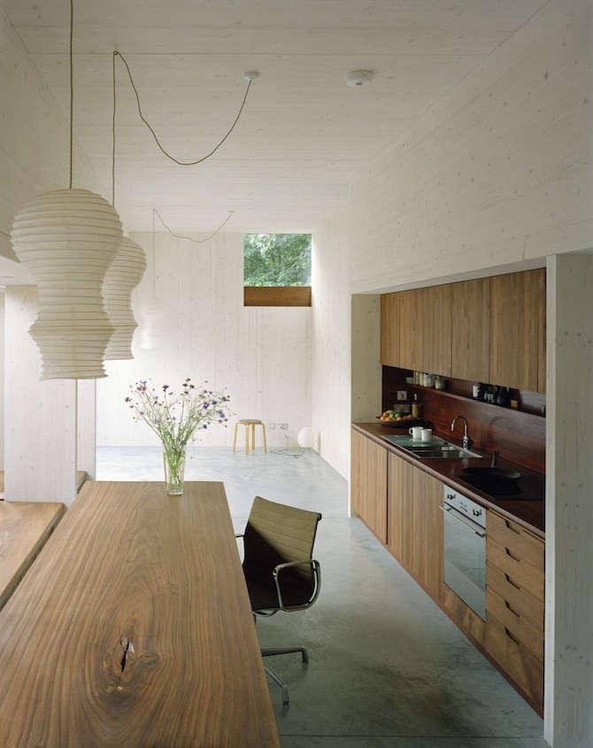 Architect Visit The Strange House in London portrait 6