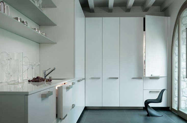Sub-Zero, the brand best known for refrigerator drawers, offers under-the-counter options (and full-size fridges too) designed to be integrated into the kitchen cabinetry.Panel-Ready Refrigerator Drawerscome in a range of widths, from  inches (same as a standard dishwasher) to 30 inches, starting at $4,5. Separate freezer and ice-making drawers are also available.