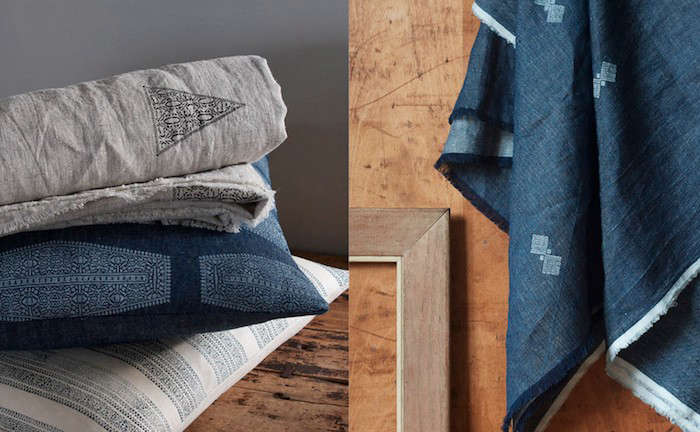Brooklyn HandPrinted Pillows and Throws by Susan Connor  portrait 12