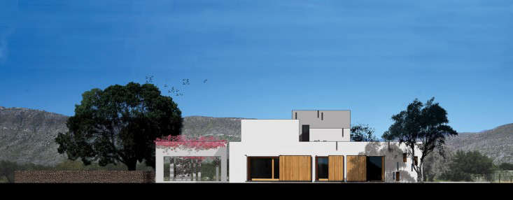 The Architect Is In A Passive Solar House for a Family of Stargazers  portrait 18