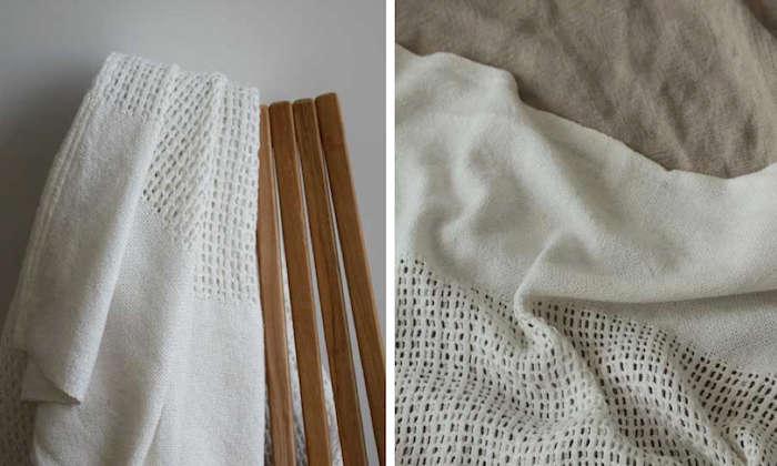 Swedish Knit Blanket