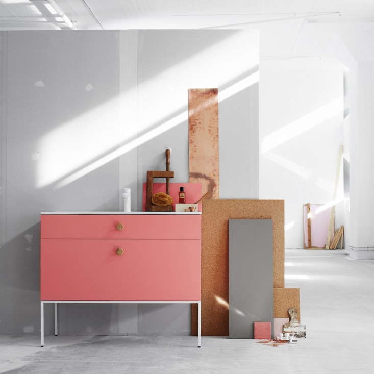 Colorful Customizable Bathroom Furniture from Sweden portrait 6