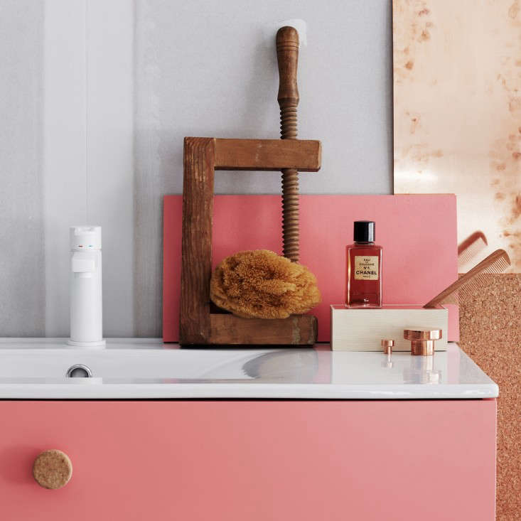 Colorful Customizable Bathroom Furniture from Sweden portrait 7