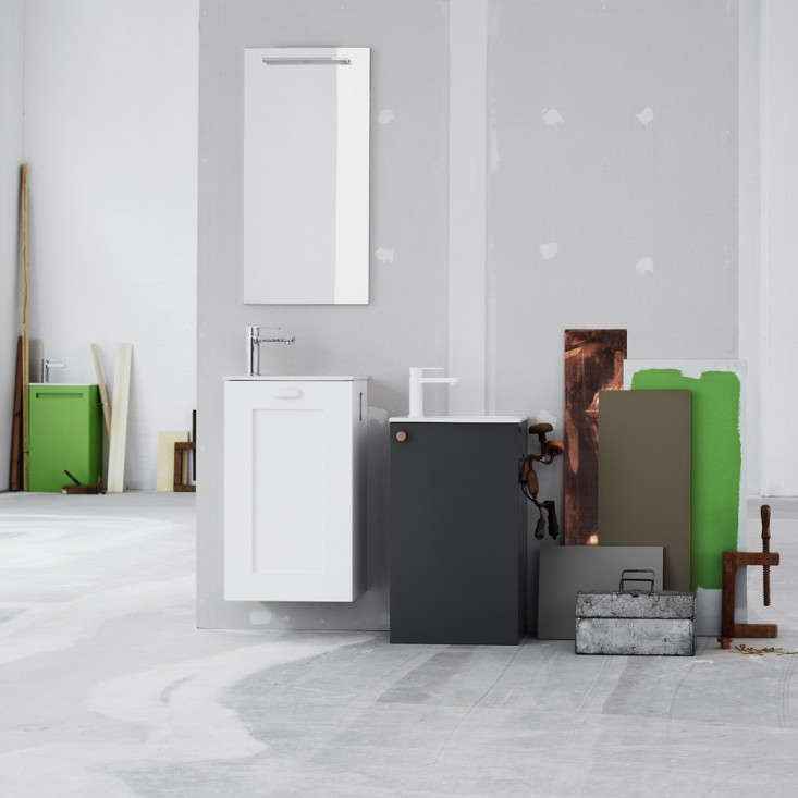 Colorful Customizable Bathroom Furniture from Sweden portrait 11