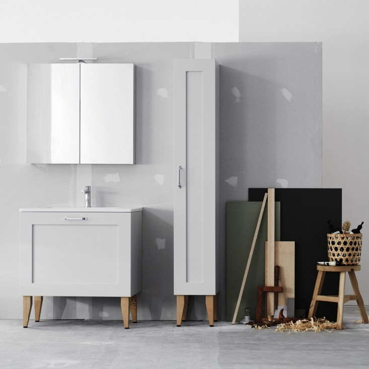 Colorful Customizable Bathroom Furniture from Sweden portrait 3