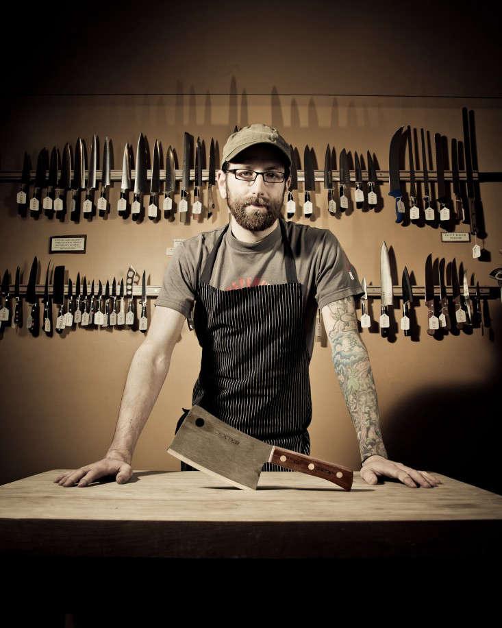 THE KNIFE MAKER 1