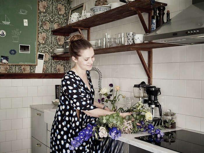 Kitchen of the Week An Industrial Yet Romantic Swedish Kitchen portrait 9