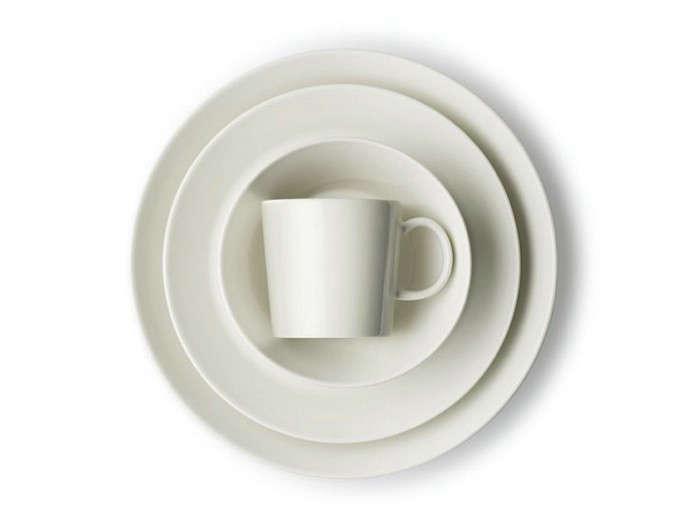 10 Easy Pieces Basic White Dinnerware portrait 4