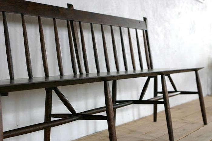 10 Easy Pieces Best Wooden Spindle Benches portrait 3