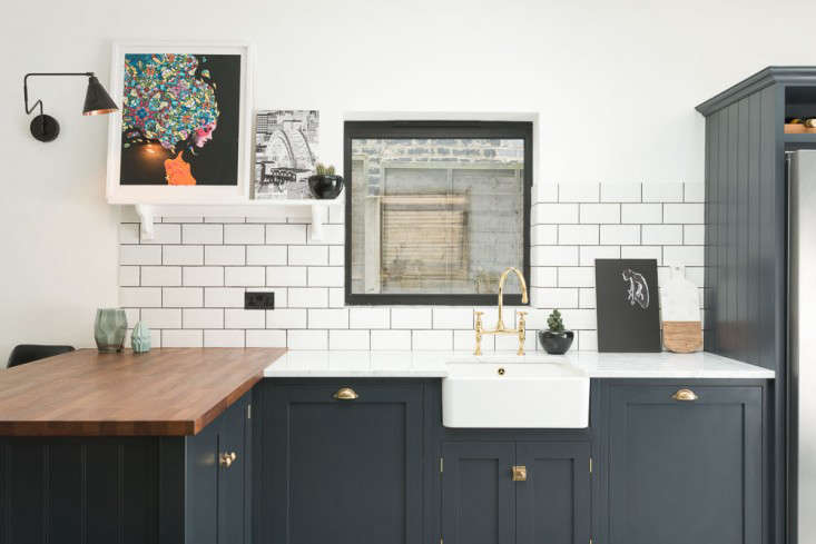 Kitchen of the Week A ShakerInspired Kitchen in East Dulwich portrait 3