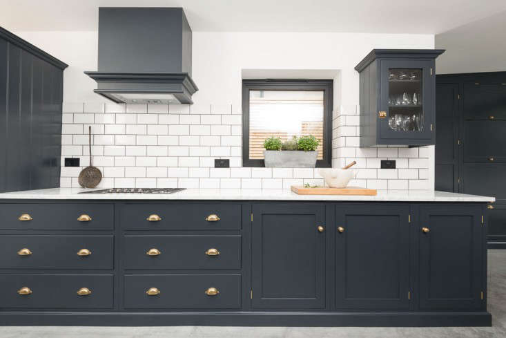 Kitchen of the Week A ShakerInspired Kitchen in East Dulwich portrait 6