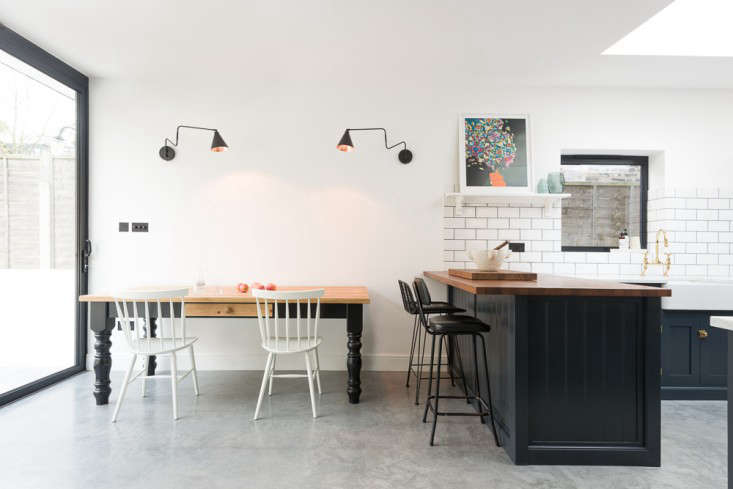 Kitchen of the Week A ShakerInspired Kitchen in East Dulwich portrait 4