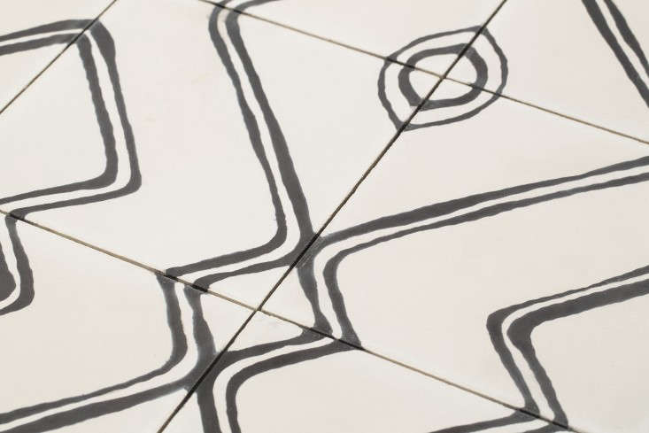 The Native Collection cement tiles by Commune for Exquisite Surfaces Remodelista 10