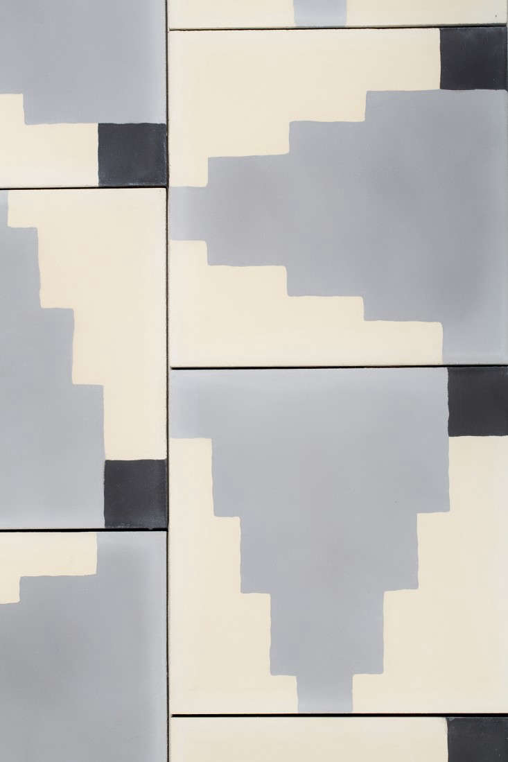 The Native Collection cement tiles by Commune for Exquisite Surfaces Remodelista 11