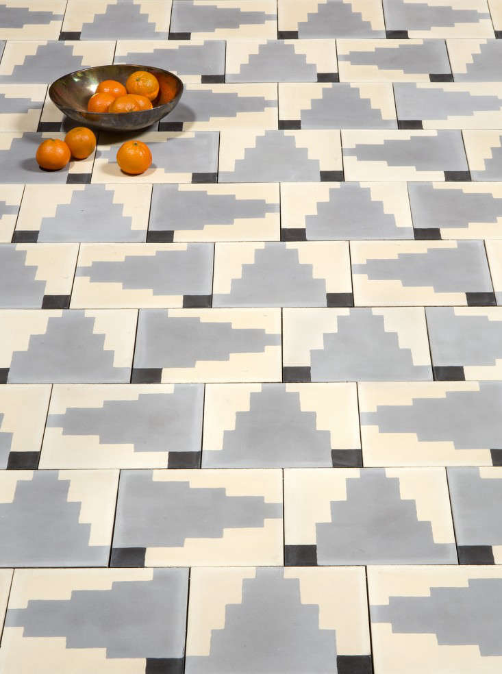 The Native Collection cement tiles by Commune for Exquisite Surfaces Remodelista 3
