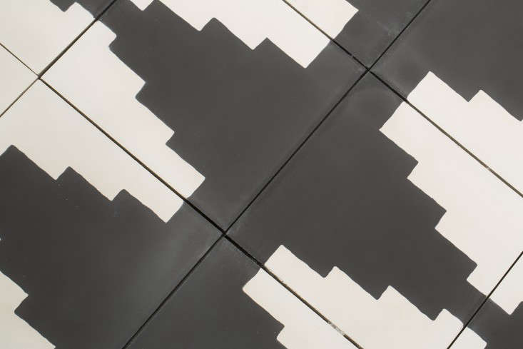 The Native Collection cement tiles by Commune for Exquisite Surfaces Remodelista 5
