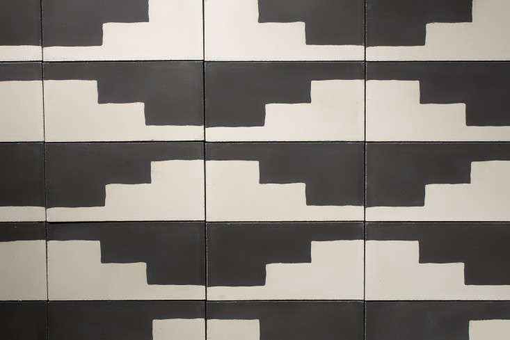 The Native Collection cement tiles by Commune for Exquisite Surfaces Remodelista 6