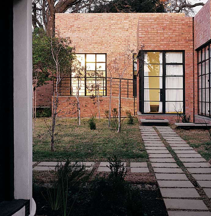 The SATYAGRAHA House new wing