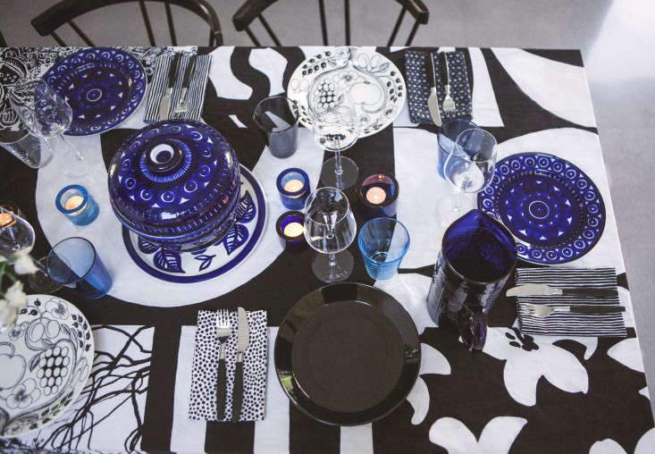 Current Obsessions Upcycled Finds Tiina Laakonen summer table Heikki Aho 3 Remodelista copy
