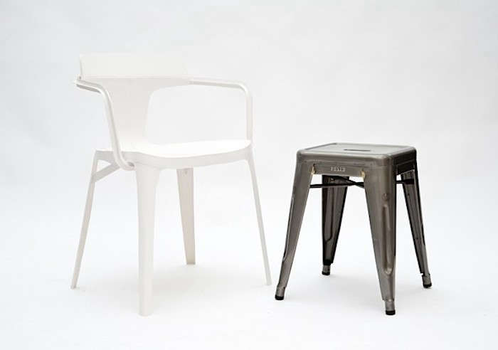 A Classic Reimagined The New T14 Chair from Tolix portrait 4
