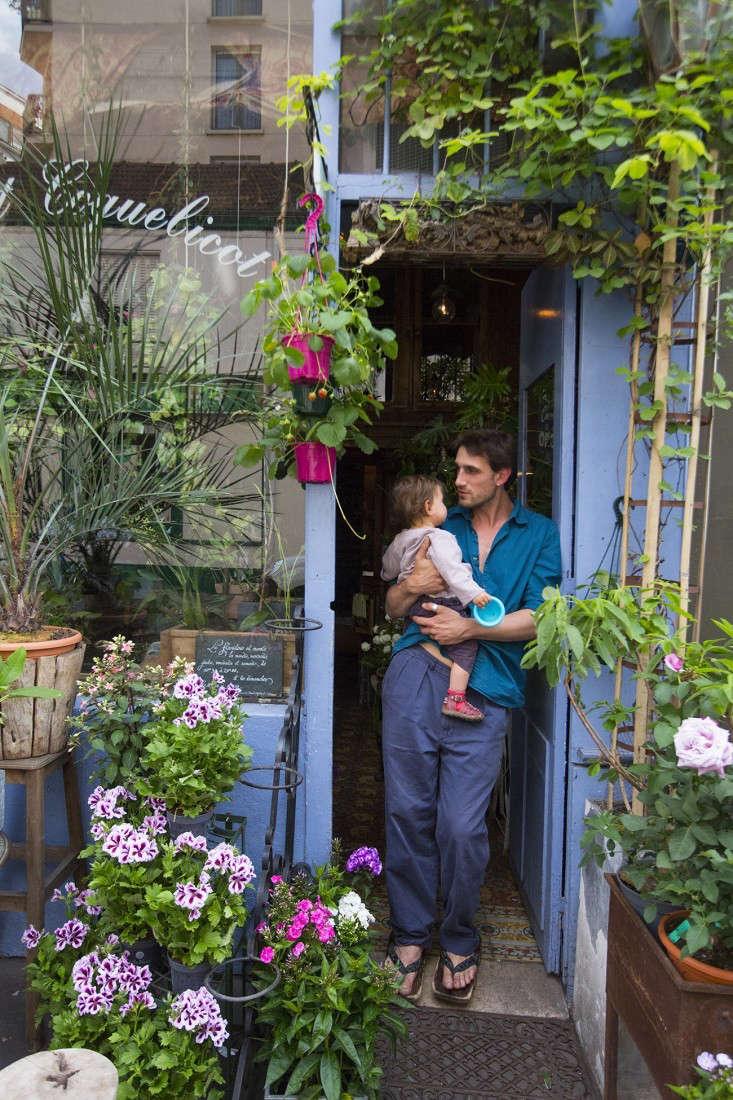 TomdeFleurs daughter Mimi Giboin Gardenista