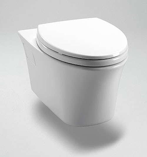 Tot Maris Wall Hung Toilet