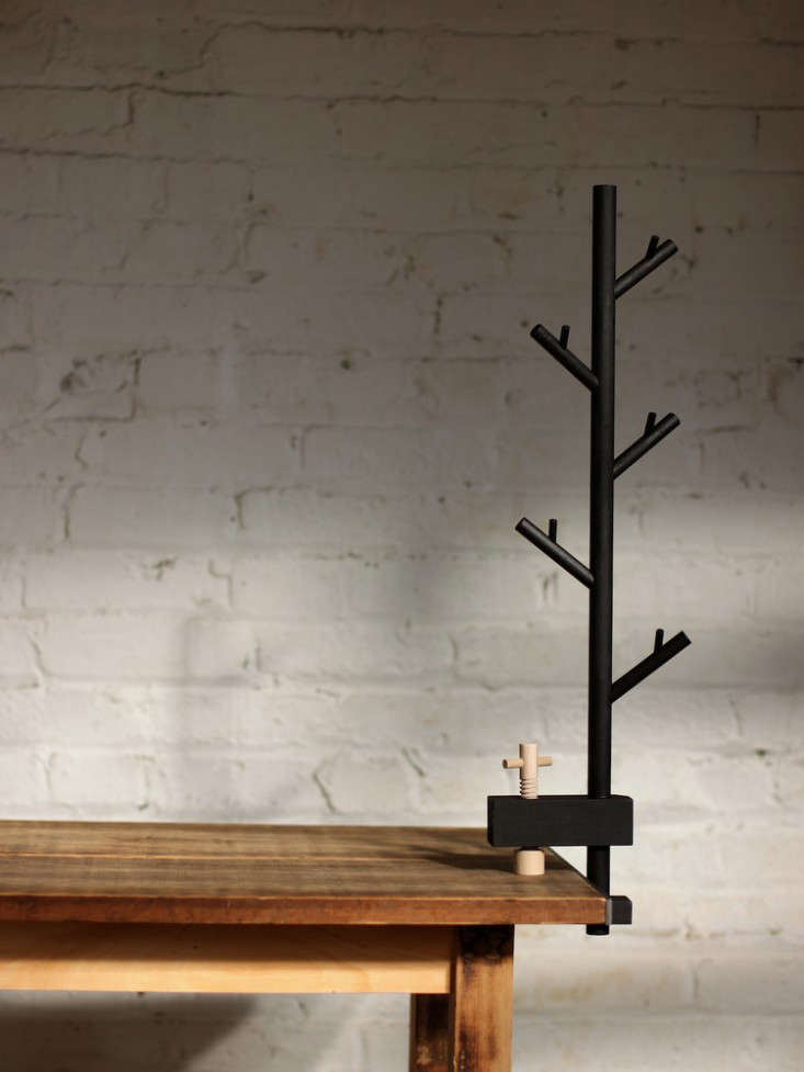 A TreeShaped Table Clamp for Clearing Clutter  portrait 8
