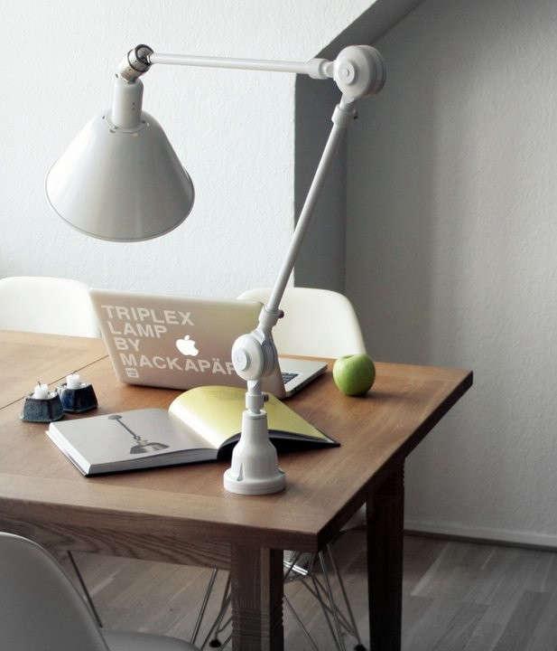 Triplex Lamp by Mackapar Sweden