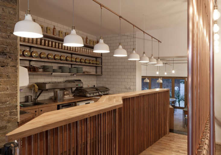 A London Cafe Takes a Shine to Copper portrait 5