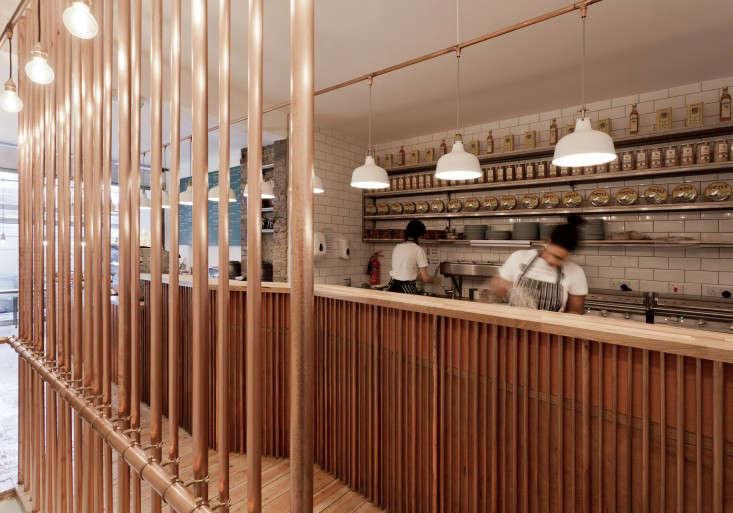 A London Cafe Takes a Shine to Copper portrait 6