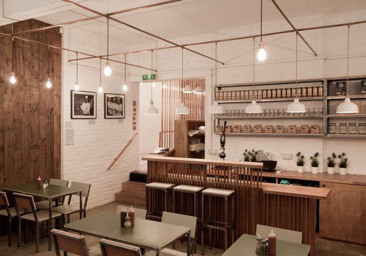 A London Cafe Takes a Shine to Copper portrait 11