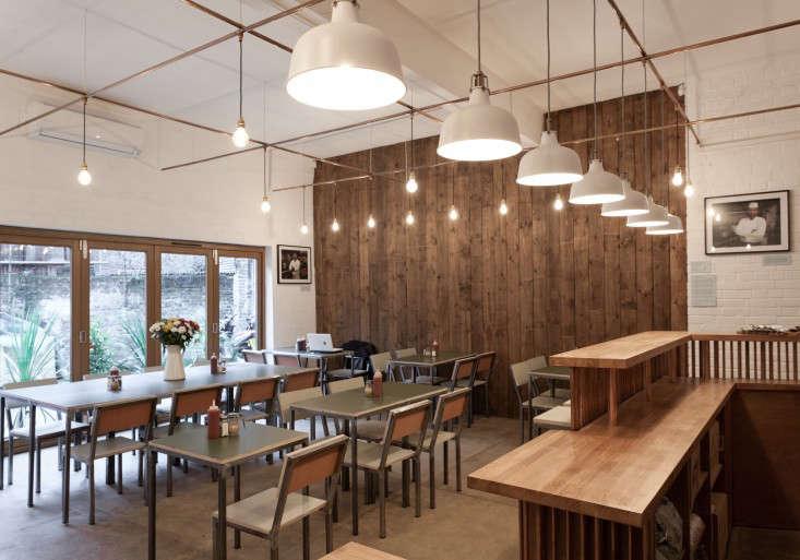 A London Cafe Takes a Shine to Copper portrait 10