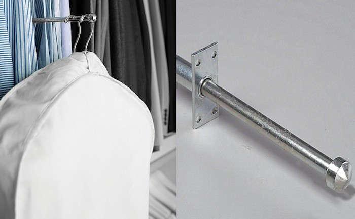 5 Quick Fixes Closet Valet Rods and Hooks portrait 3