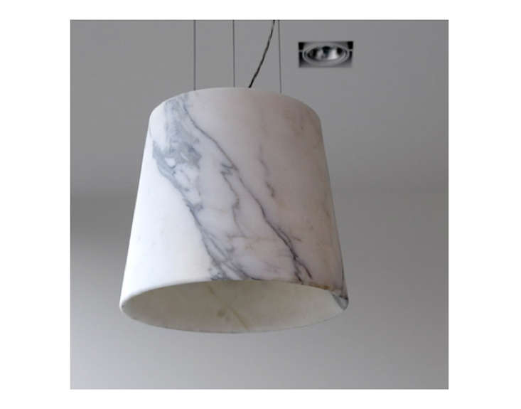 8 Marble Lights Straight from the Quarry portrait 7