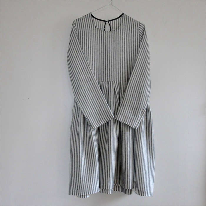Vestiaire de Jeanne Uniform Dress Remodelista